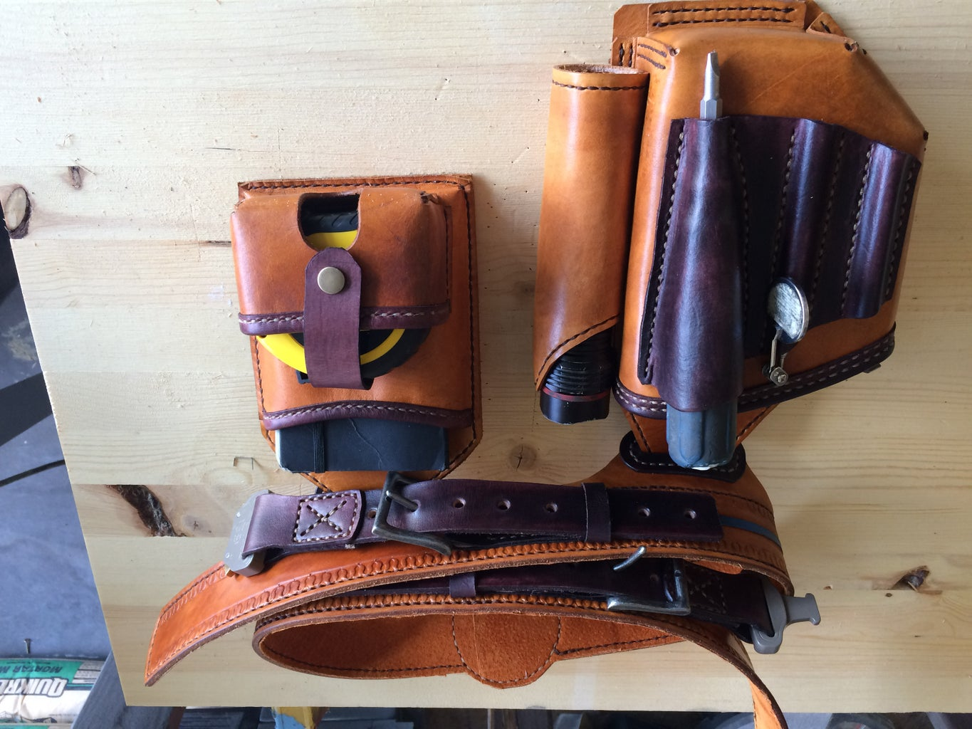 Pouch Assembly and Finishing