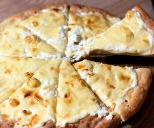 Cheesy  Base for Cheesy Pizza 🧀