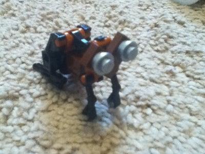 Dog Transformer