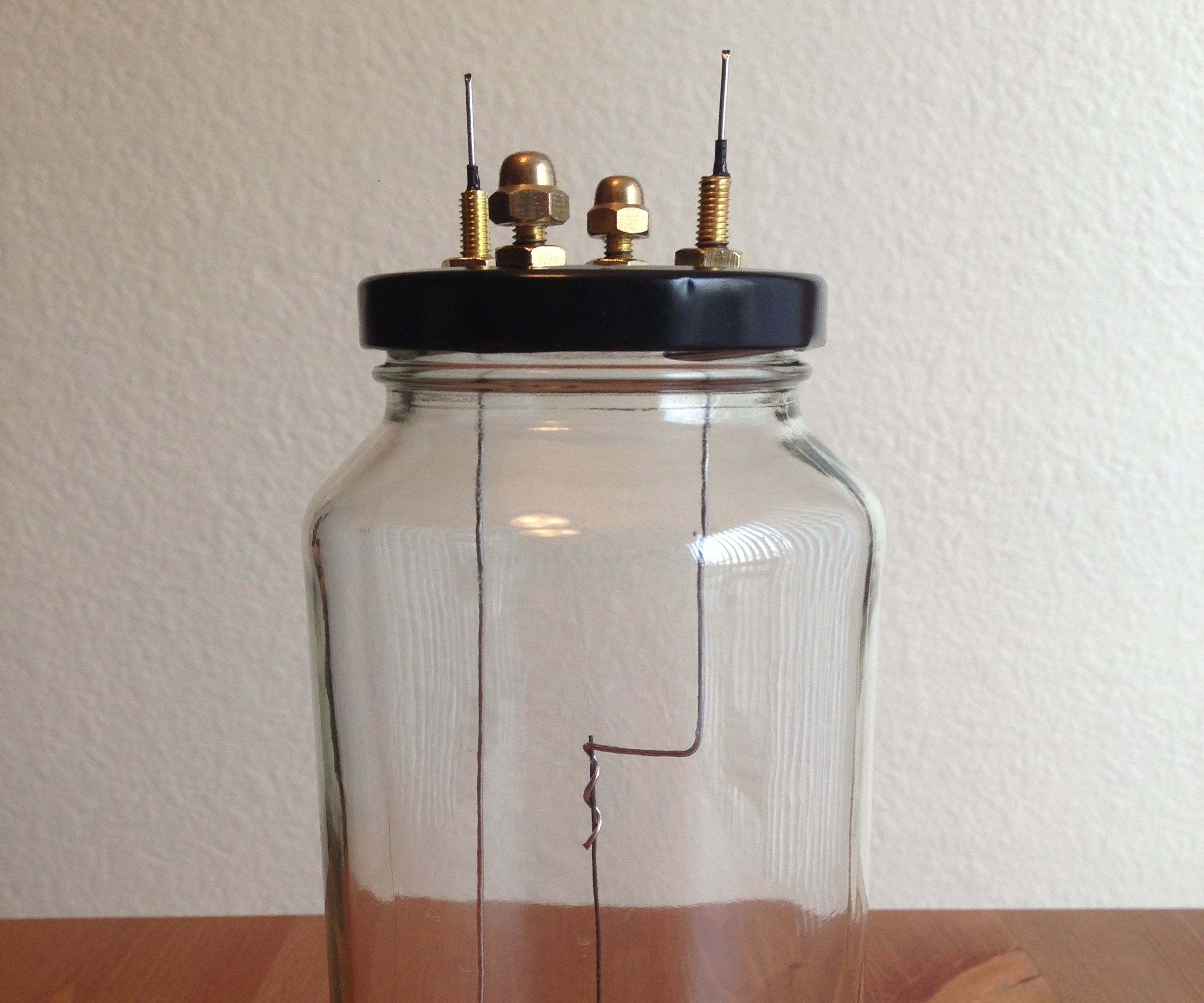 Homemade Lightbulb