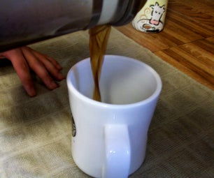 Make Coffee Using the French Press