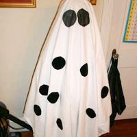 Charlie Brown Ghost