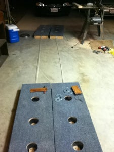 Build a Three Hole Washers Score Keeper