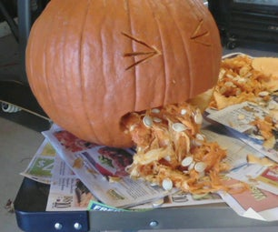 How to Make an Awesome Pumpkin