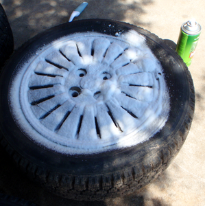 Clean Your Wheels