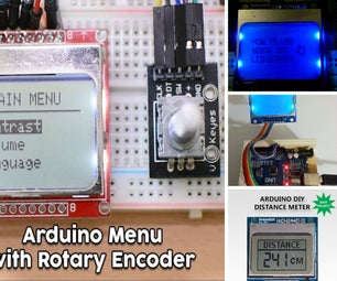 Nokia 5110 LCD for Arduino