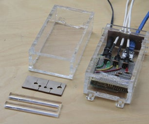 Weatherproof Laser-cut Arduino Enclosure