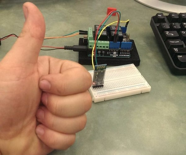 Control Relays With a Custom Android App!!