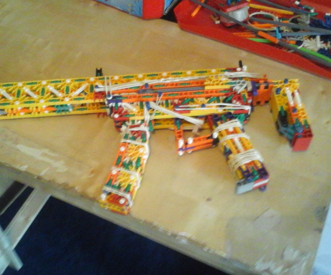 Knex H&K MP5