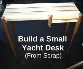 "Compact ""Yacht"" Desk"