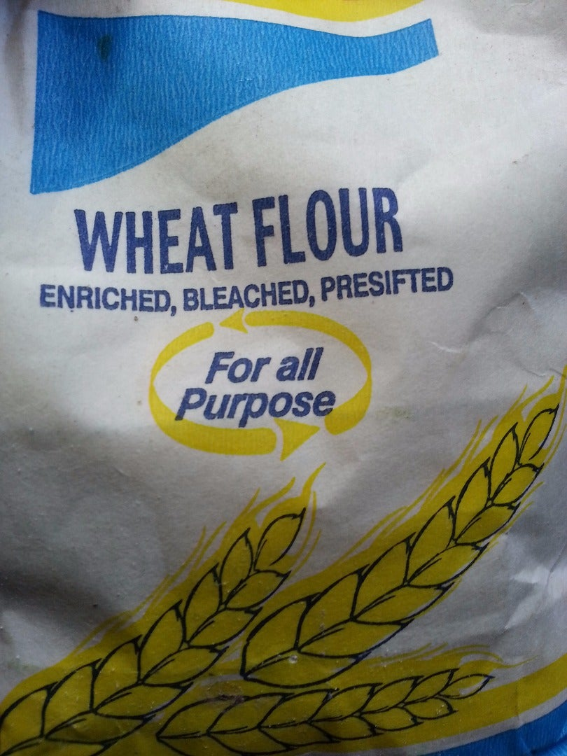 You Can Use Wheat Flower or Glue