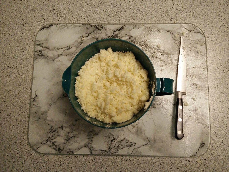 Prepare the Cauliflower