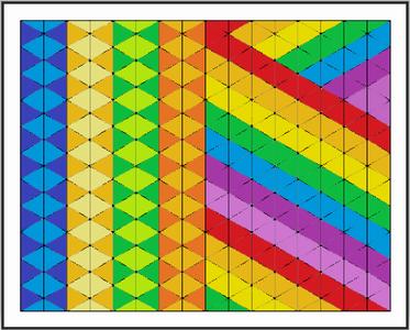 A Colorful Twist