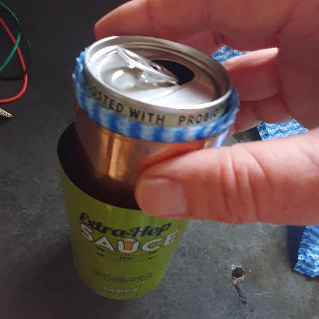 Insert Cans