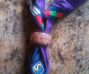 Colouring Pencil Woggle (Neckerchief Slide)