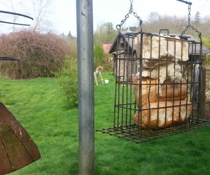 Bird Bread Feeder