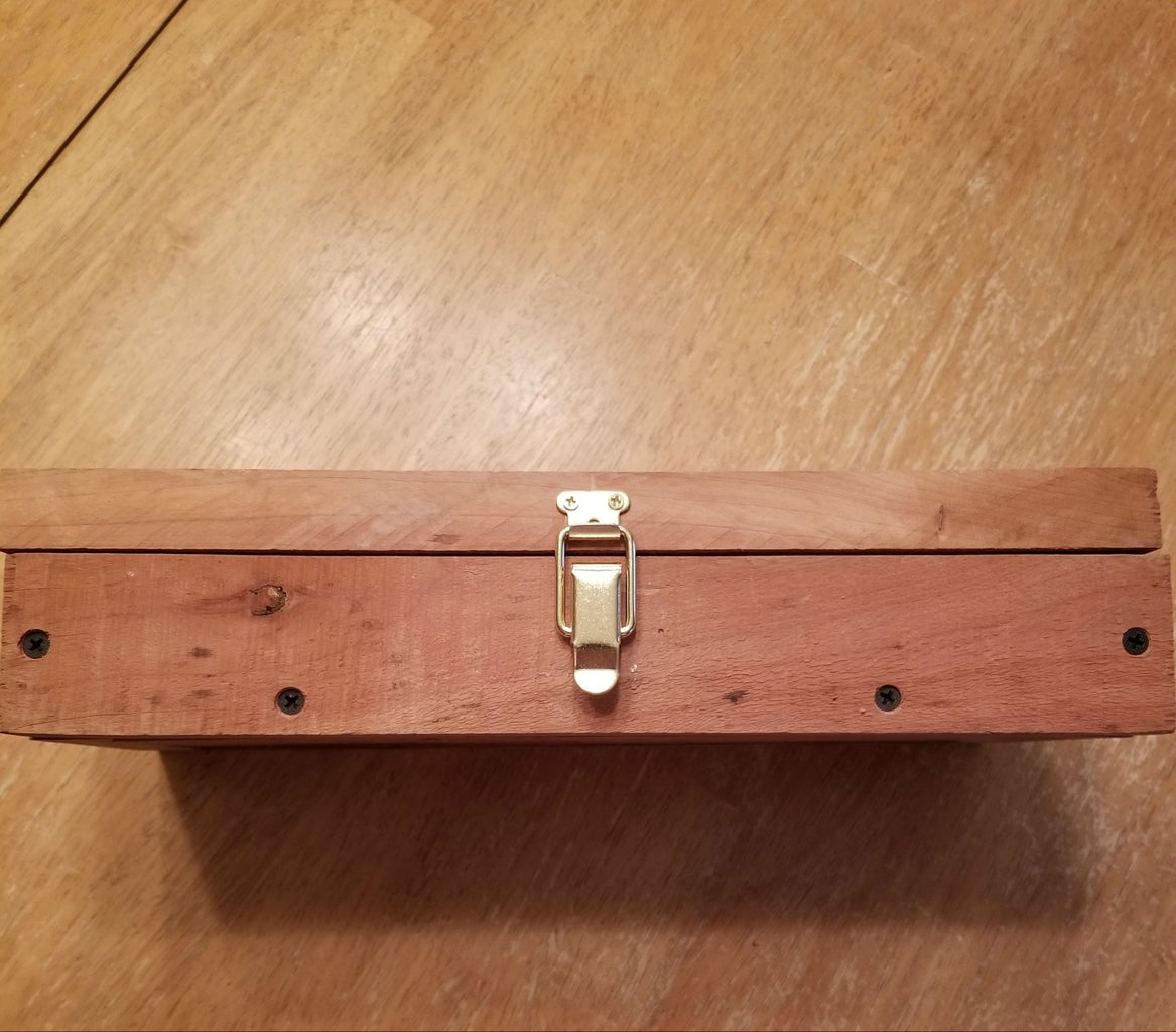 How to Make a Dice Chest