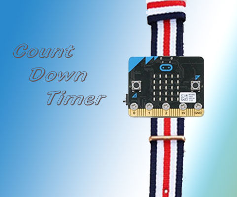 Make a Countdown Timer With Micro:bit