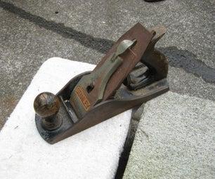 Restoring a Stanley Bailey 4 1/5 Hand Plane