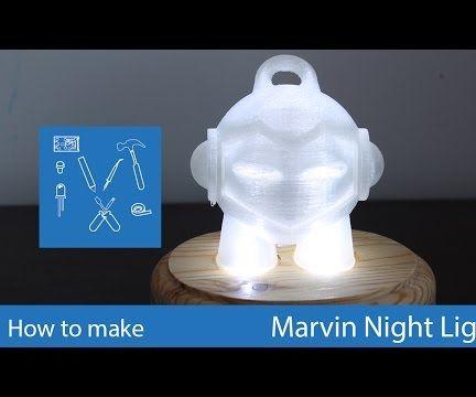 Marvin Night Light