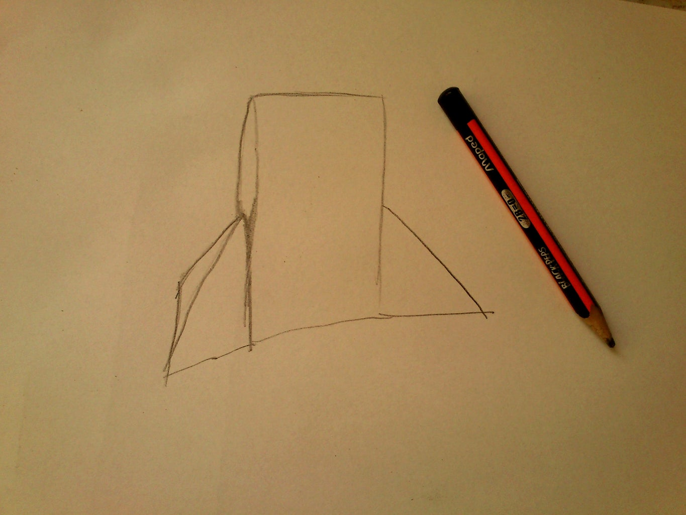 Sketching, Measuring and Cutting