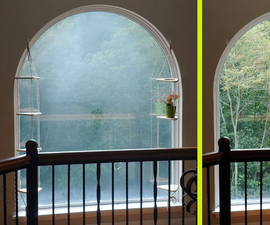 Cleaning a Foggy/Hazy Window Insulated Glass Unit (IGU)