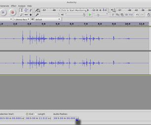 Splitting Mono Track to Stereo in Audacity