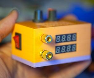 小型稳压电源装置[更新]