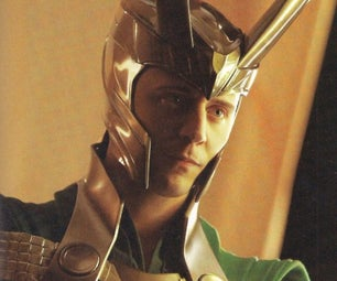 Assemble Your Avengers & Destroy Them With Loki Armor (Ible Will Work for Any Custom Costume Armor)