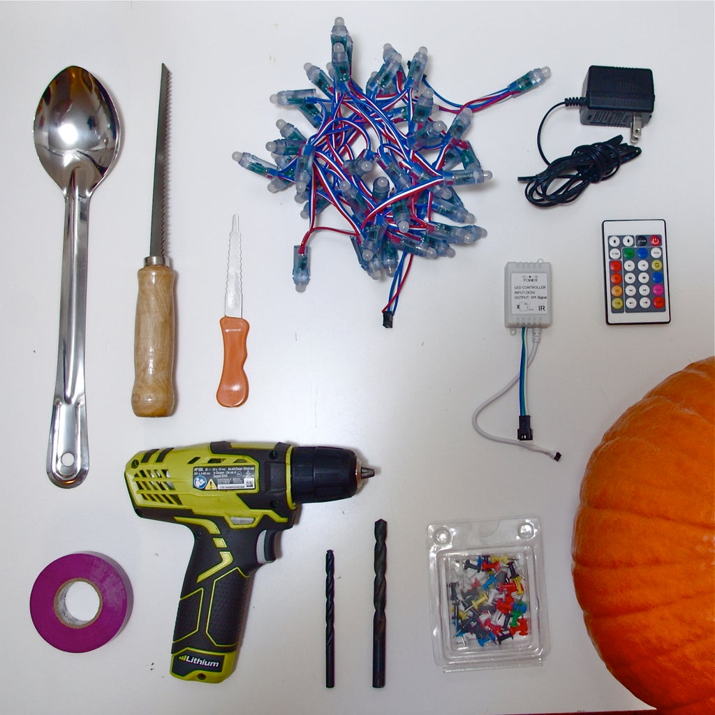 Gather Supplies and Tools