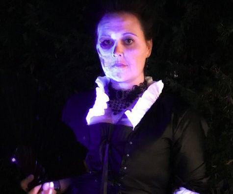 Creepy Victorian Ghost Costume