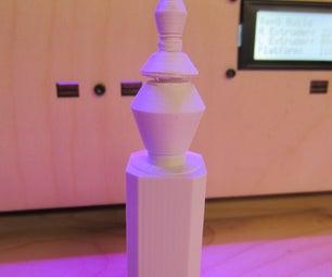 3D Printed Nomad Space Probe