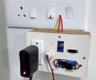 ESP8266 Wifi Timer Switch for AC Loads