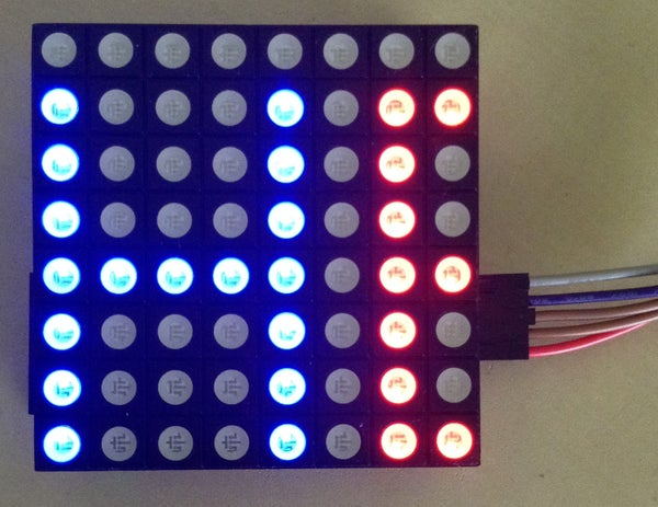 Colorduino Scrolling Text: Updated!