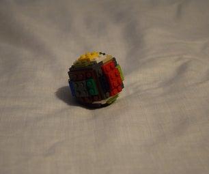 A Mini LEGO Ball