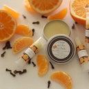 Orange and Clove Lip Balm