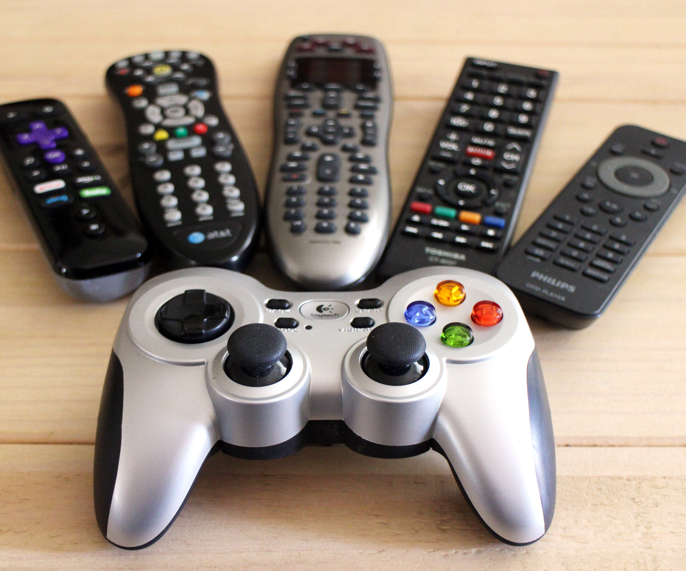 All-In-One Remote