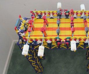 K'nex Foosball Table
