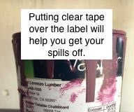 Paint Can Care