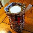 Recycled Magazine Gift Bag