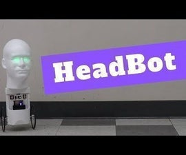 HeadBot – a Self-Balancing Robot for STEM Learning and Outreach