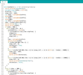 The Code - Basic Functionality