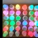 Lighting Board / Tableau Lumineux