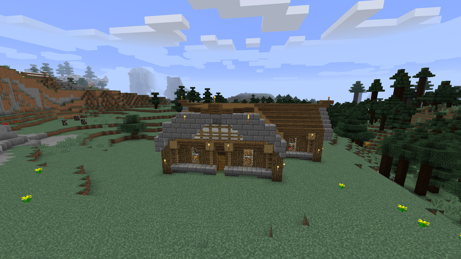 How to Make a House in Minecraft