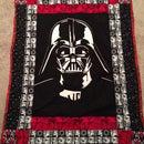 Darth Vader Lap Quilt