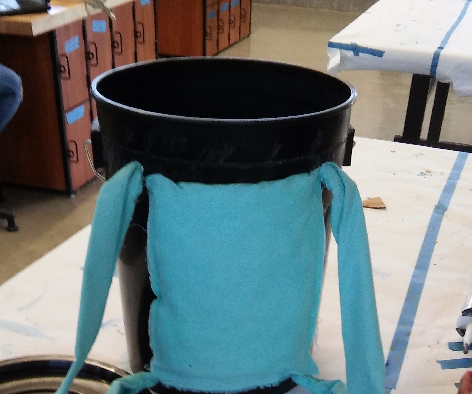 Upgrade Water Carrier
