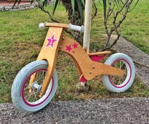 Balance Bike DIY
