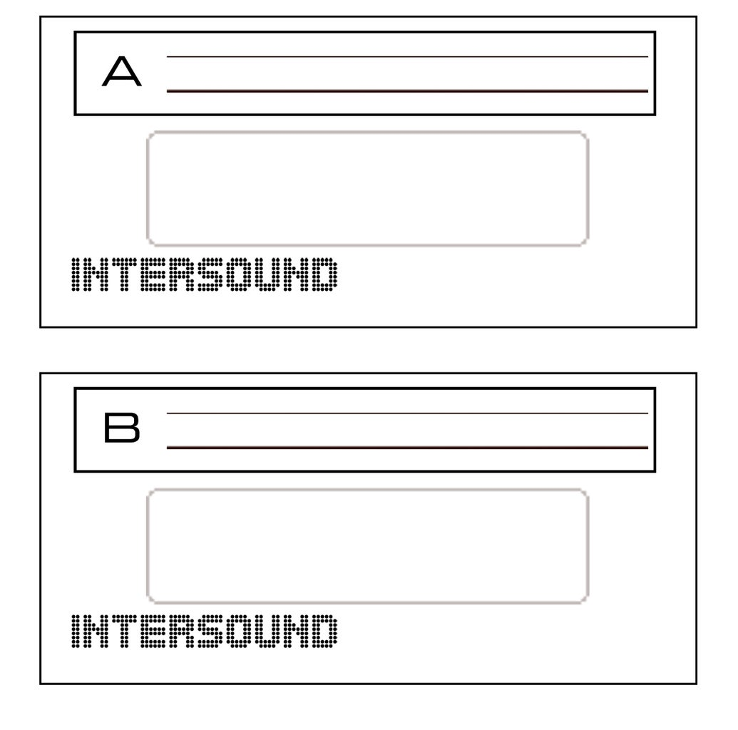 (Optional But Awesome) Make a Label and Case Insert!