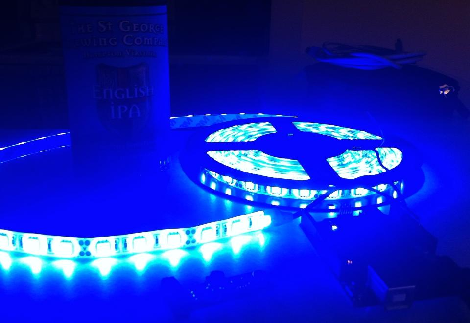Sound Reactive LED Strip