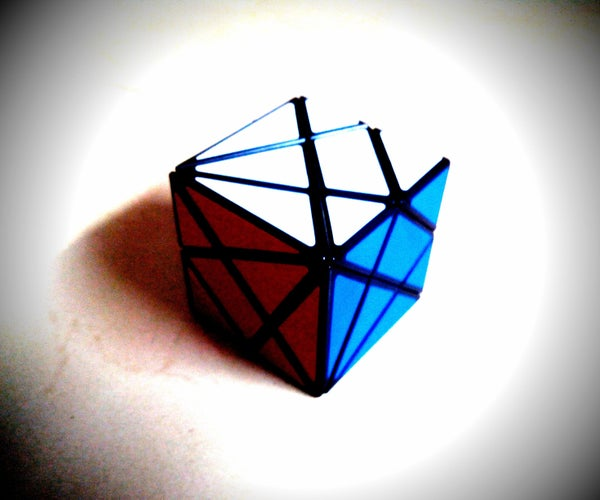 Solving the Axis Cube (Faster and Simpler)